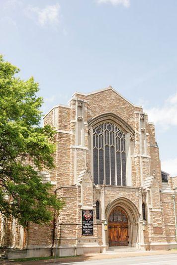 Planner: Angela Proffitt Venue: West End United Methodist Church, Nashville  Photographer: Kristin Vanzant Photography