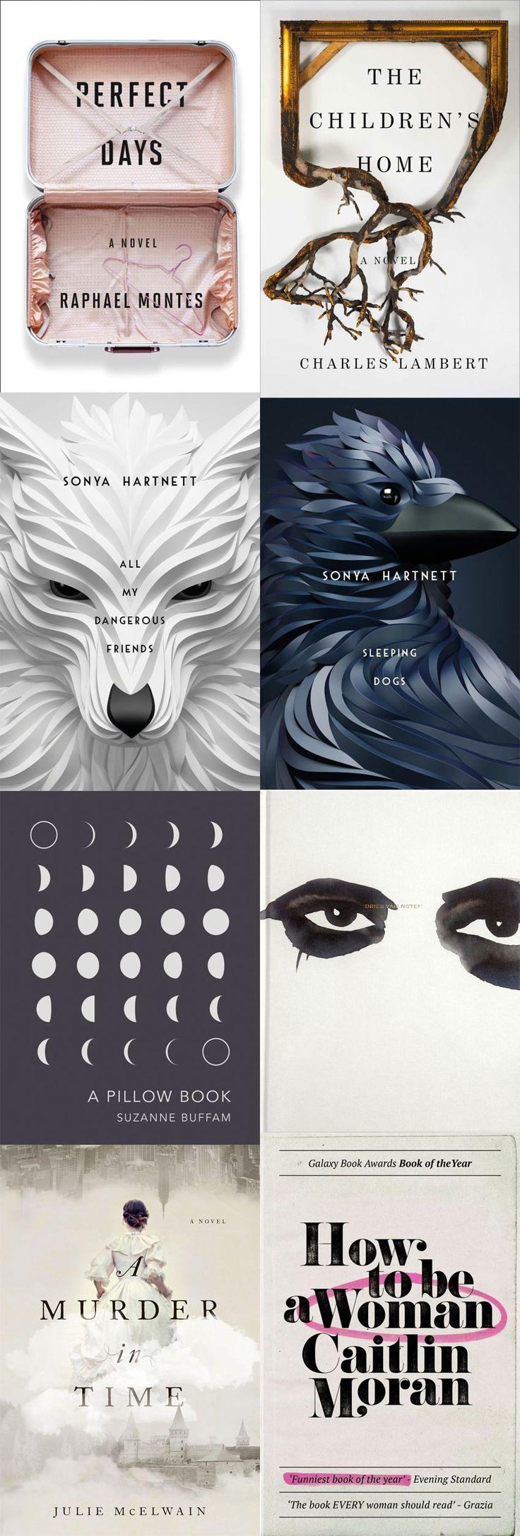 Här kommer mina favoriter blandförra årets bokomslag. Har kanske inte varit lika flitig på att hitta snygga omslag som tidigare år, men åttaär bättre än noll. :) En mix av foto, digital design, i…