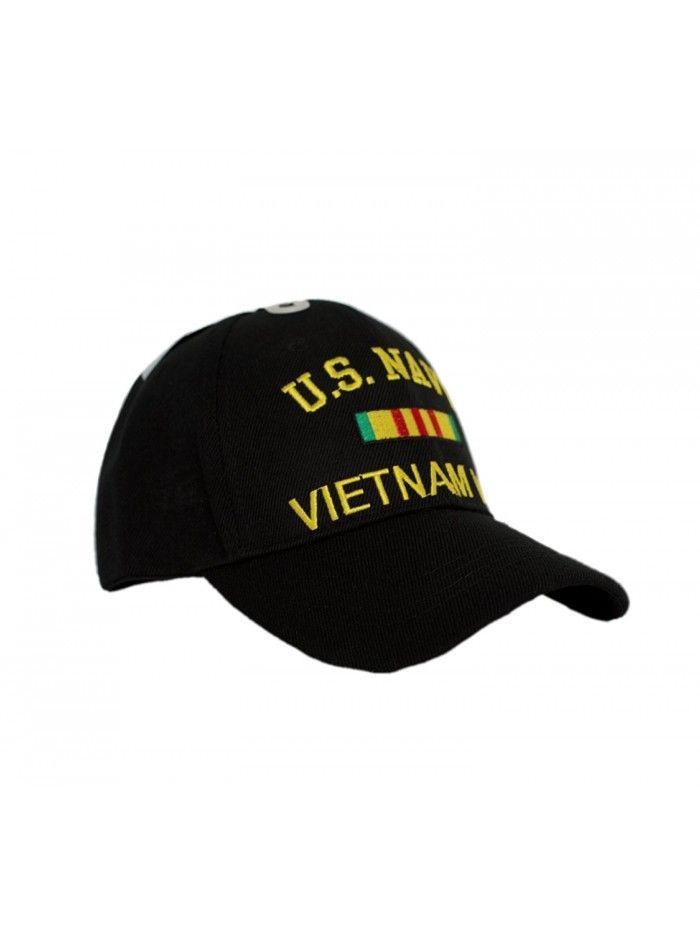 U.S. Navy Vietnam War Veteran Cap - CO17Z7GT6TM  a687e8b59a7e