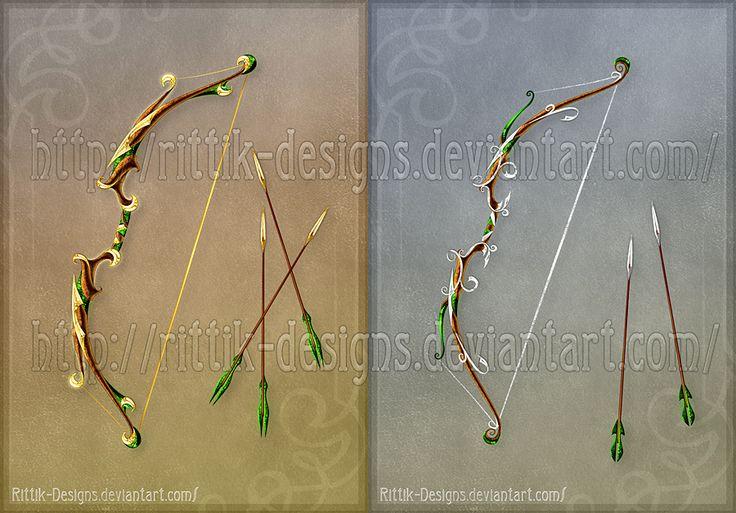 Bows commission by Rittik-Designs on DeviantArt