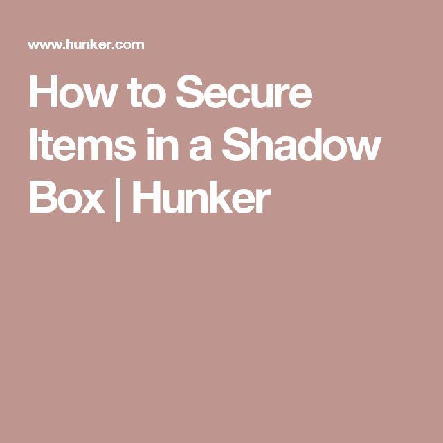 Mejores 30 imágenes de Shadow box ideas en Pinterest | Cajas de ...