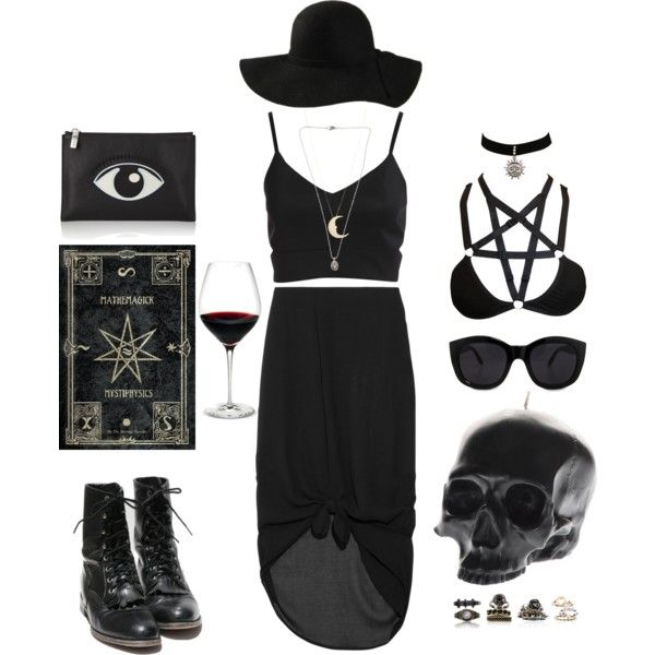 """""""i fink ur freeky"""" by boodha on Polyvore"""