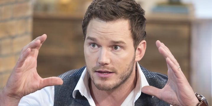 Here's How Chris Pratt Got Ripped For Marvel's 'Guardians Of The Galaxy'