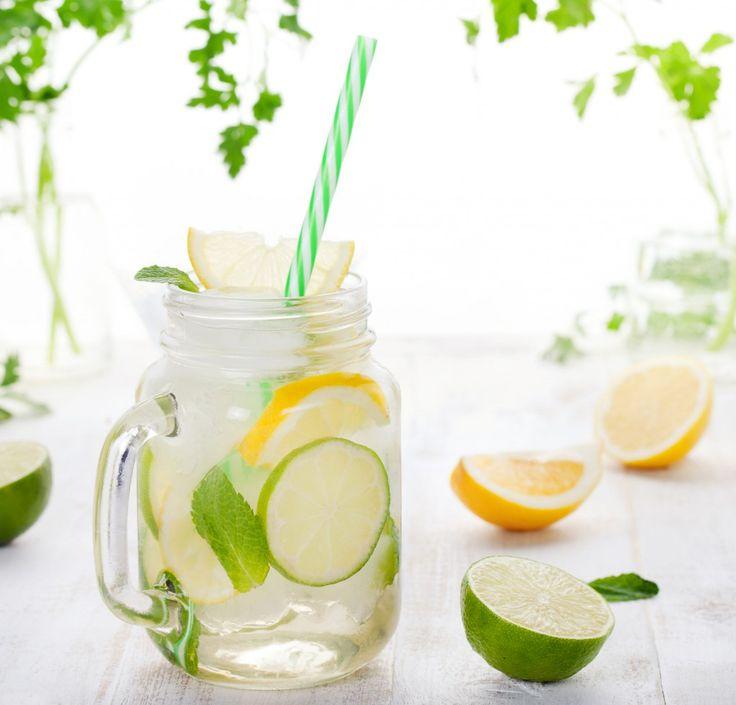 Lekker en leuk: zelf fruitwater maken 1