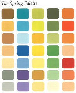 210 besten farbtypen bilder auf pinterest farbkombinationen farbschemata und farbenlehre. Black Bedroom Furniture Sets. Home Design Ideas