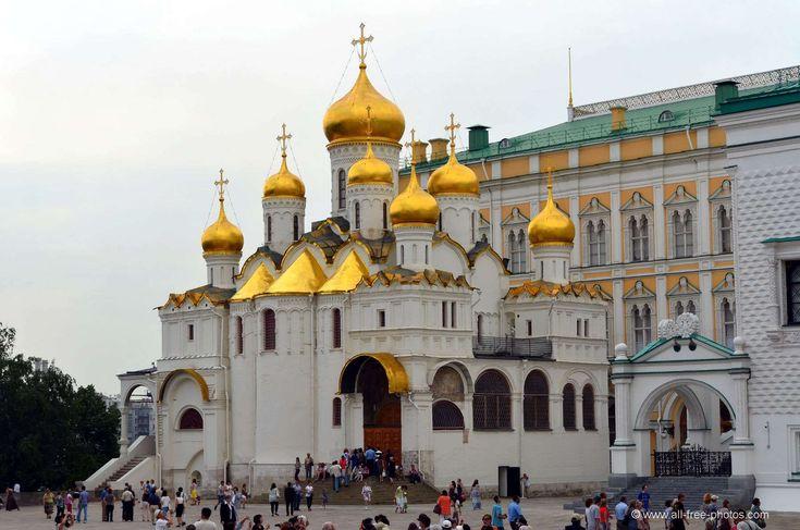 catedral de la anunciacion moscu rusia - Buscar con Google