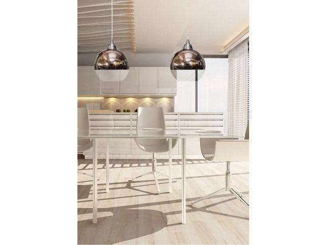Moderne Pendelleuchte In Kupfer E27 60W 25cm Esszimmerleuchte Wohnzimmerlampe