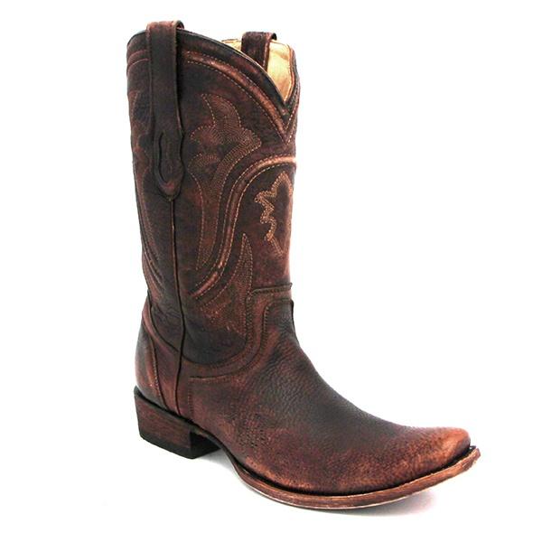 "Corral Men's Deer ""The King"" Boot at Maverick Fine Western Wear"