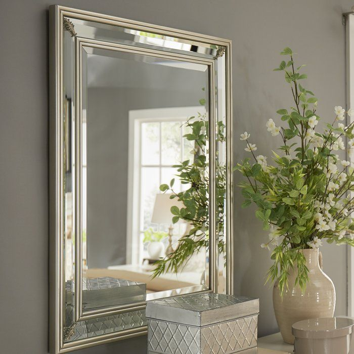 Wilson Accent Mirror Mirror Wall Living Room Mirror Wall Modern Mirror Wall