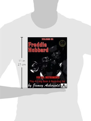 Vol. 60, Freddie Hubbard (Book & CD Set) (Jazz Play-a-Long)
