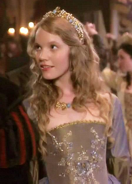 Catherine Howard. The Tudors was King Henry's Fifth Wife,