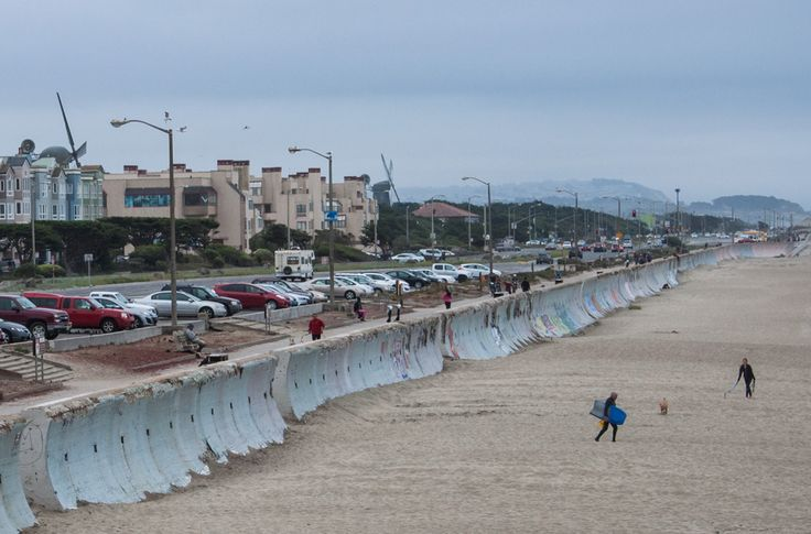 Ocean Beach in San Francisco, CA: Address, Map and Information