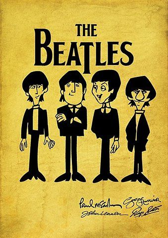 "Nobody I know remembers the cartoon Beatles. This pretty crude stuff featured some of the earliest ""music videos"" I ever saw. I recall Here Comes the Sun and Paperback Writer... I don't think Day Tripper - that would be to druggy-sounding for kid TV in those days."