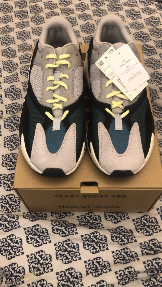 8390f1a8f Adidas Yeezy Boost 700 Waverunner Size 10 US Brand New  fashion  clothing   shoes  accessories  mensshoes  athleticshoes  ad (ebay link)