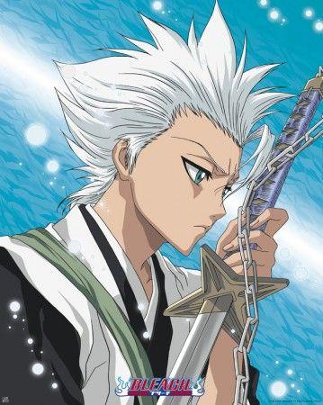 Poster Bleach Toshiro Hitsugaya