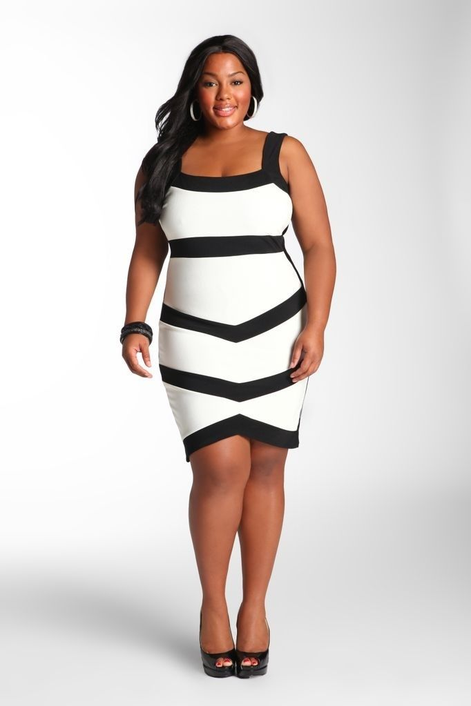 plus size attire n