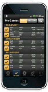 Online sports betting trends scores