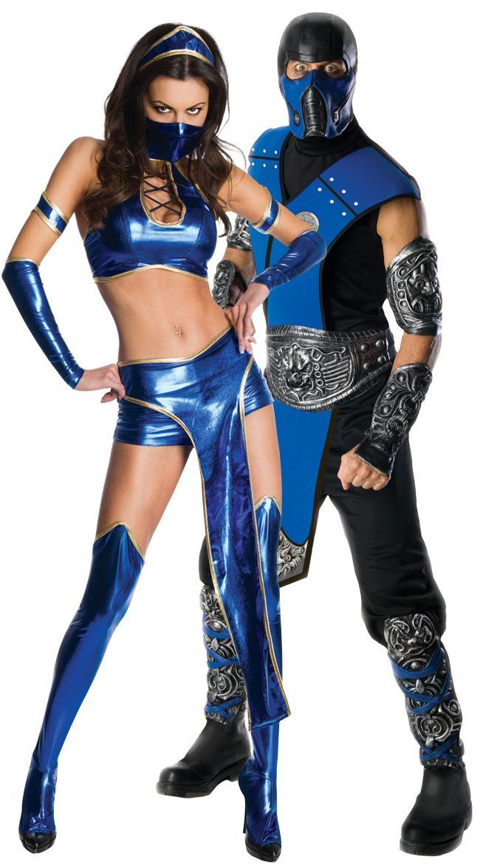 sc 1 st  Picture Lights & Sindel Mortal Kombat Halloween Costumes