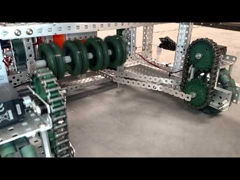 tetrix robot building instructions