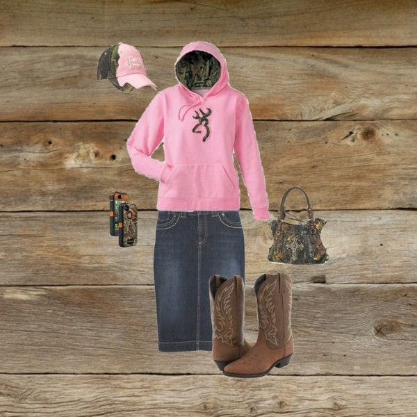 hunting Girl !!, created by mdgirlevr on Polyvore