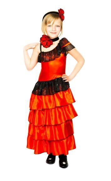 Где купить костюм испанки в москве