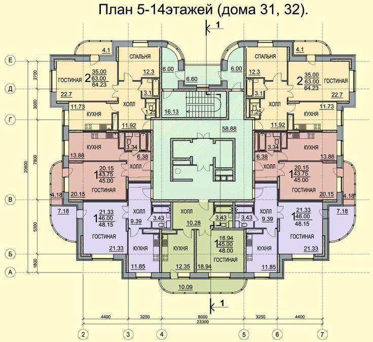 Apartment Building Floor Plans 218 best i floor plans i images on pinterest | architecture plan