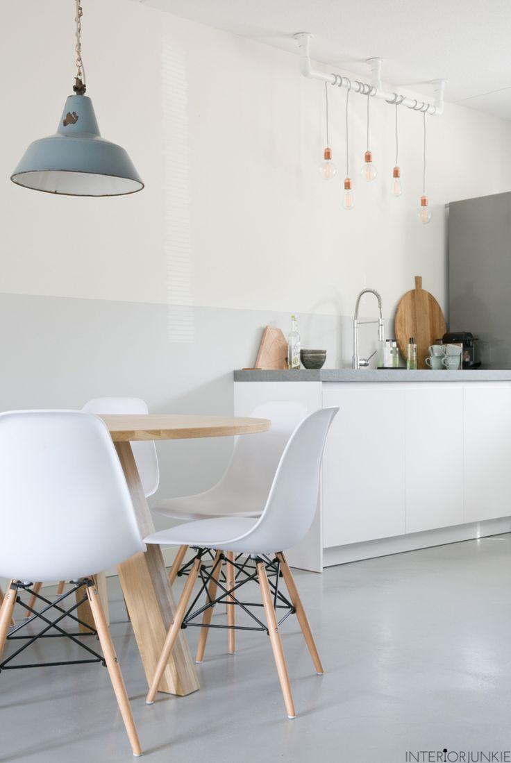 Huizentour bij blogger Anne van REMADE with love #keukenstudiomaassluis #droomkeuken #keuken