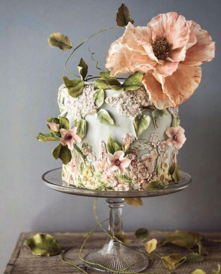 Картинки художественный торт