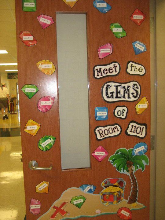 Best 25 pirate door ideas on pinterest pirate theme for Back to school classroom door decoration ideas