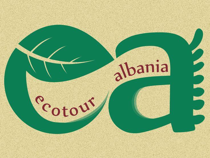 Logo Ecotour Albania by Lenny Aspen