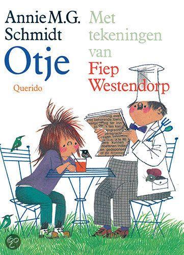 bol.com | Otje, Annie M.G. Schmidt | Boeken Dutch children's book