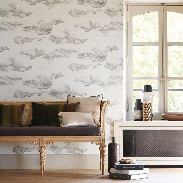 Harlequin - Designer Fabrics and Wallcoverings   Products   British/UK Fabrics and Wallpapers   Nuvola (HAMA111071)   Amazilia Wallpapers
