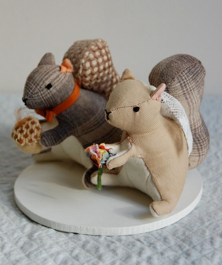 Mr. Squirel: Free Pattern