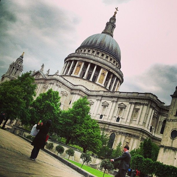 St Paul's Cathedral in London, Greater London