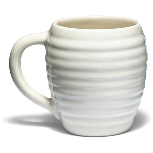 Dining Kitchen Oz Okinawa: Bauer Pottery 12 Oz. Beehive Coffee Mug (€25) Liked On