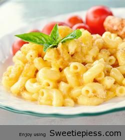 I have been searching for a yummy Mac & Cheese recipe. This one from Sweetie Pie's is supposed to be the best, authentic soul food Mac & Cheese.
