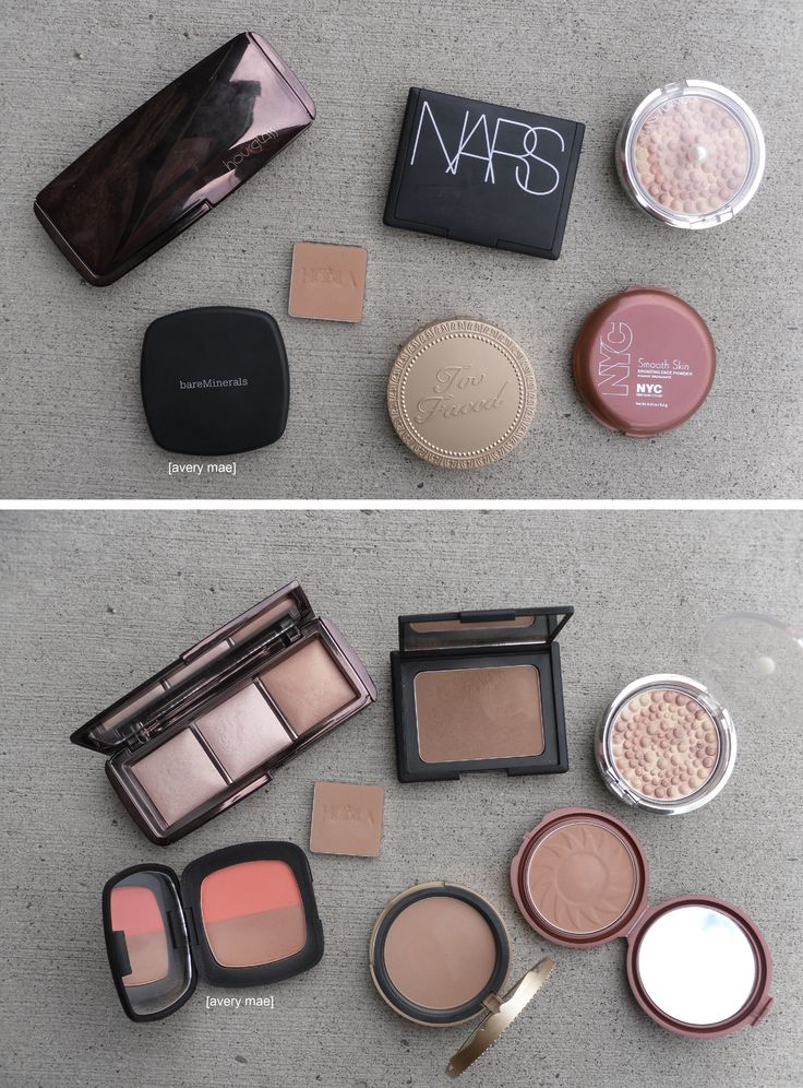 Bronzer options for fair skin mega comparison between