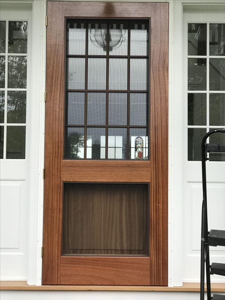 Best 25 custom screen doors ideas on pinterest screen for Custom screen doors