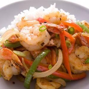 Wok-Fried Black Pepper Shrimp from Kitchen Daily, found @Edamam! | Wok ...