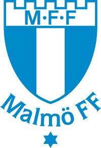 Malmo FF of Sweden crest.