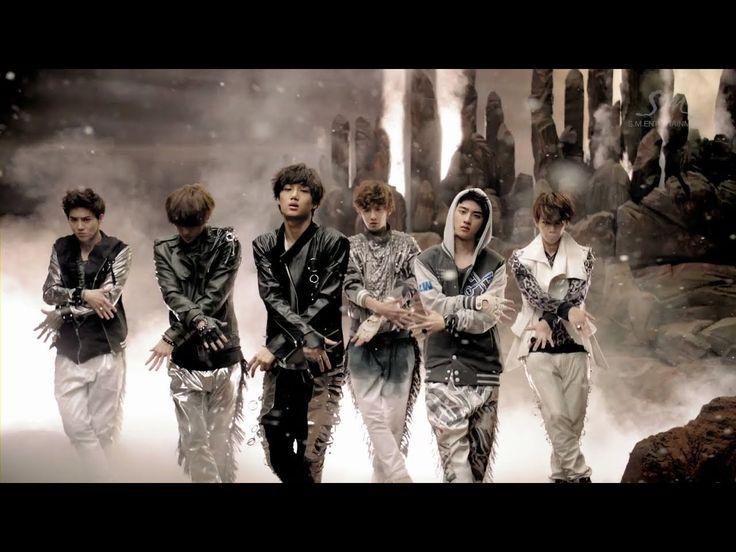 EXO-K_HISTORY_Music Video (Korean ver.) EXO-Ls!!! Let's keep on watching all of EXO's Music Videos!!! EXO!!! SARANGHAJA!!!