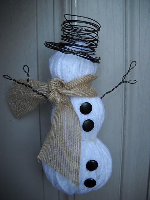 Such a cute Christmas craft!