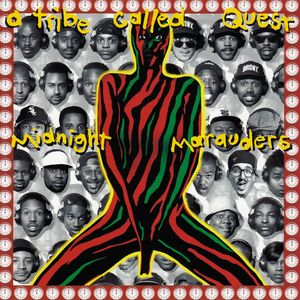 Listened to Electric Relaxation by A Tribe Called Quest from the...