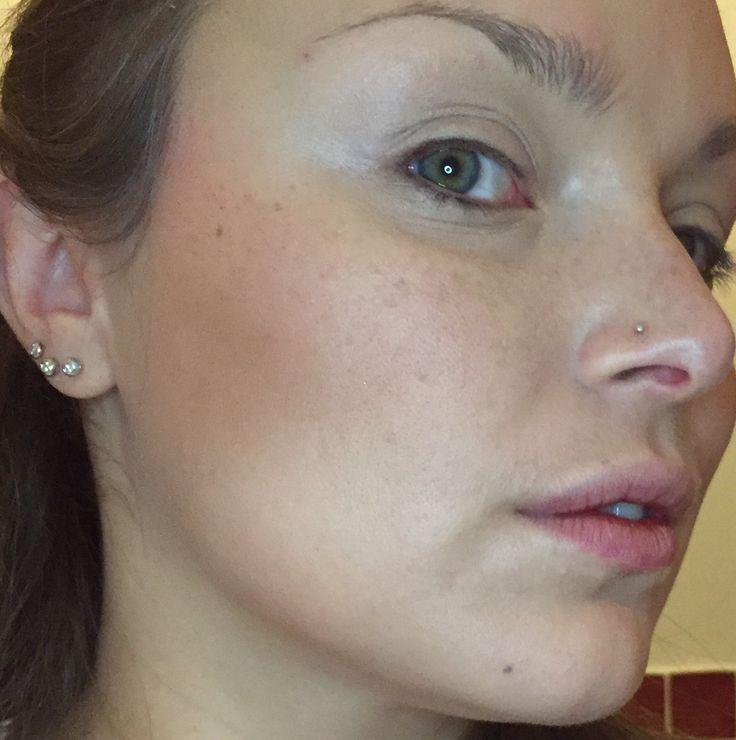 Ed eccolo applicato il Blossom Blush di nablacosmetics #bellezzaprecaria #newpost #post #blog #beautyblog #beautyblogger #nabla #nablacosmetics #blossomblush #heyhoney #mybeautybox #mybeautyboxitalia #blush #powderblush #makeup #makeuplover #makeuplove #instamakeup #makeuptips #makeupaddict #beauty #instabeauty #beautytips #picoftheday #morning #goodmorning #tuesday