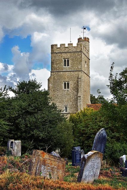 St Margarets, Rainham, Kent by robinhj, via Flickr