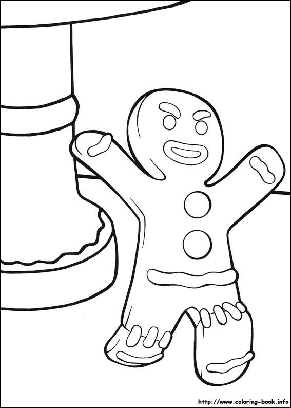 178 best shrek images on Pinterest Shrek Coloring pages and
