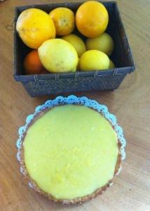 When life gives you lemons, make a lemon tart...