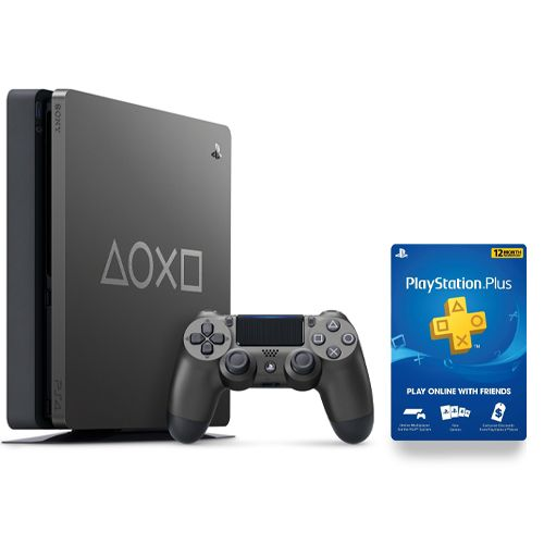 ps4 slim 1tb days of play edition