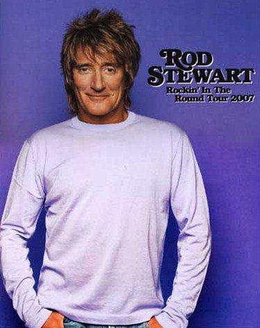 rod stewart   Rod Stewart launches own fashion range   Celebrity Brands :: Fashion ...