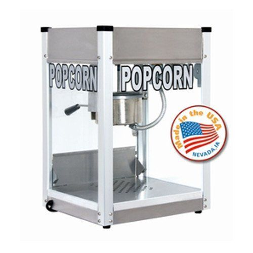 Paragon 8 oz. Professional Commercial Popcorn Machine Concession Stand